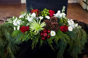Christmas Flowers Calgary - Stemz Florist & Treasures